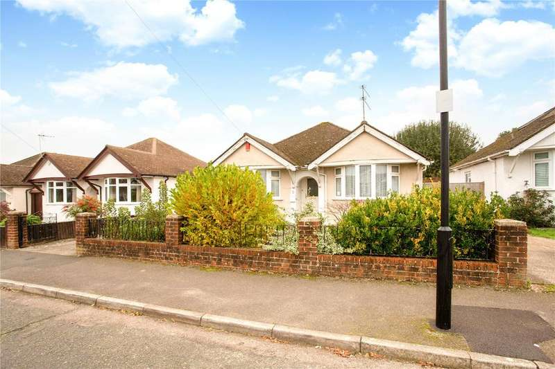 2 Bedrooms Detached Bungalow for sale in St. Andrews Avenue, Windsor, Berkshire, SL4