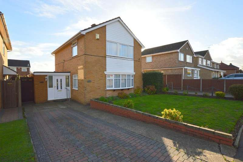 3 Bedrooms Detached House for sale in Putteridge Road, Putteridge, Luton, LU2 8HJ