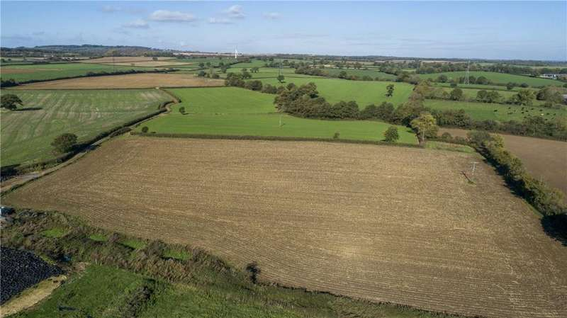 Land Commercial for sale in Wanstrow, Shepton Mallet, Somerset, BA4