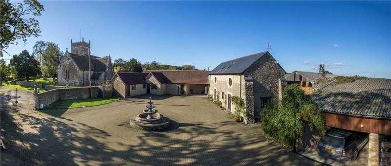 4 Bedrooms Farm Commercial for sale in Wanstrow, Shepton Mallet, Somerset, BA4