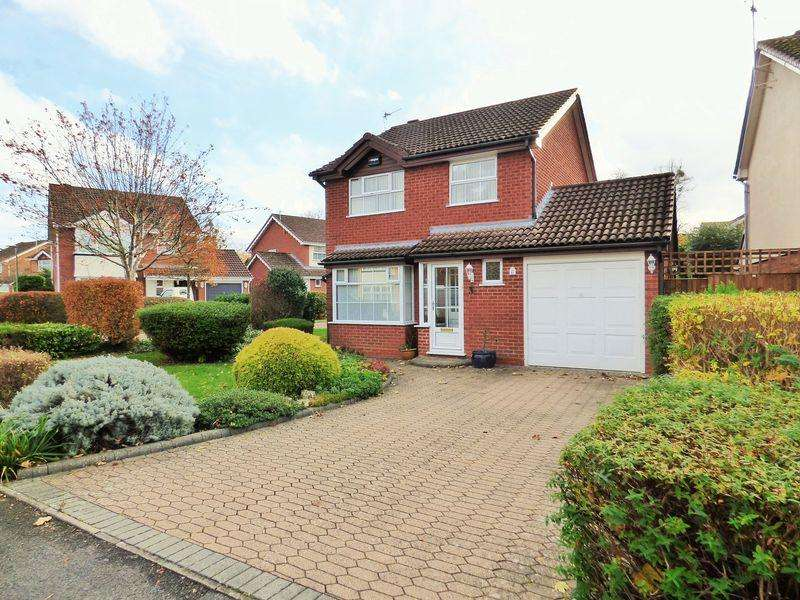 3 Bedrooms Detached House for sale in Churchview Drive, Gloucester