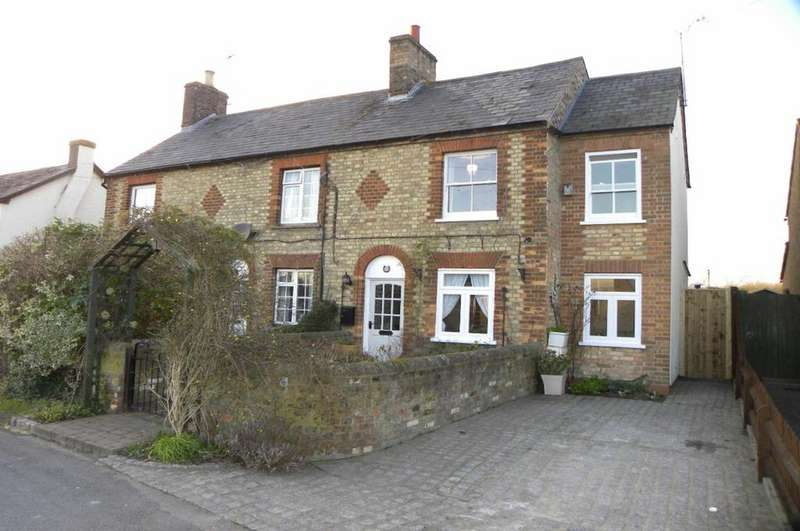 2 Bedrooms Cottage House for sale in Church Green, Totternhoe