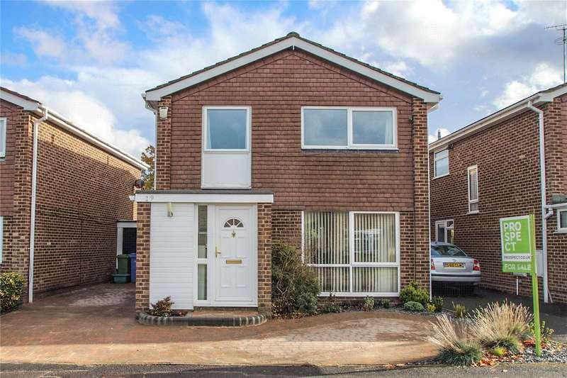 4 Bedrooms Detached House for sale in Woodbridge Road, Blackwater, Camberley, GU17