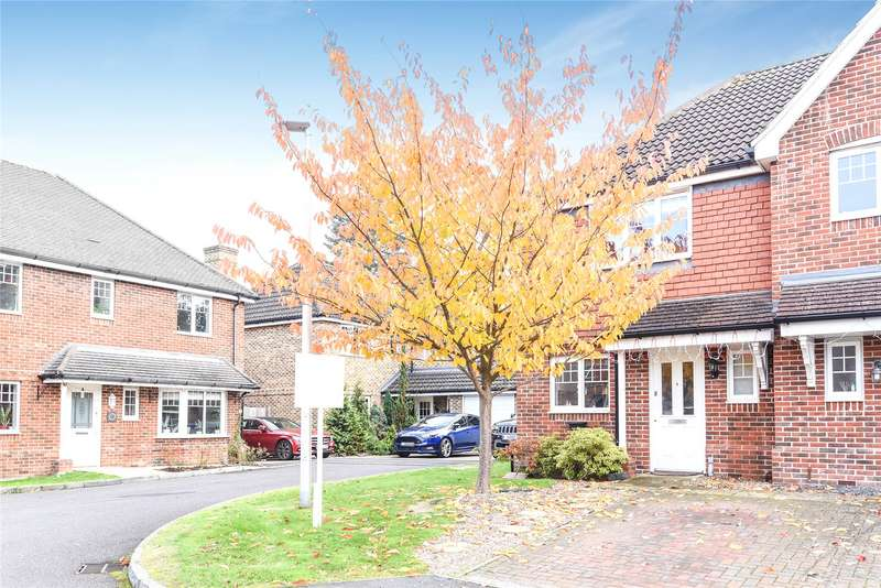 2 Bedrooms Semi Detached House for sale in Heather Hill Close, Earley, Reading, Berkshire, RG6