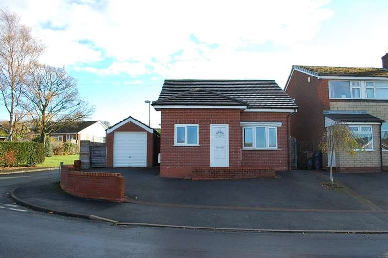 3 Bedrooms Detached House for sale in Fir Tree Crescent, Dukinfield, SK16