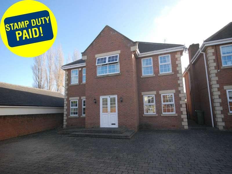 4 Bedrooms Detached House for sale in Woodlea Court, Jarrow