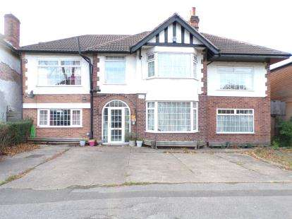 6 Bedrooms Detached House for sale in Arnot Hill Road, Arnold, Nottingham, Nottinghamshire