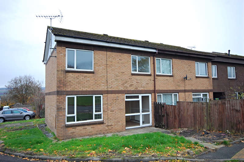 2 Bedrooms End Of Terrace House for sale in Castleton Terrace, Glossop