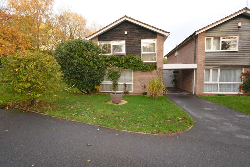 3 Bedrooms Detached House for sale in Kesteven Close, Edgbaston