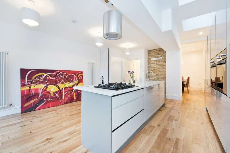 3 Bedrooms End Of Terrace House for sale in Brockley Grove, London