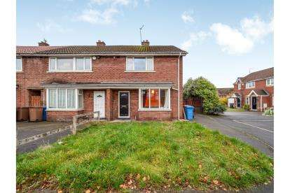 2 Bedrooms End Of Terrace House for sale in Wildbrook Close, Little Hulton, Manchester, Greater Manchester