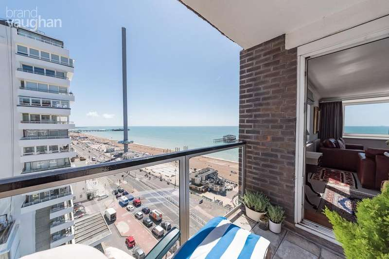 4 Bedrooms Apartment Flat for sale in Kings Road, Brighton, BN1