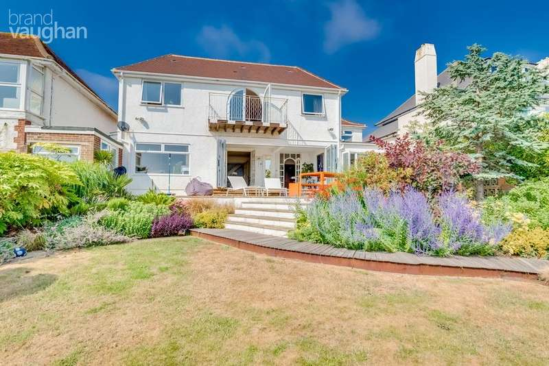 5 Bedrooms Detached House for sale in Roedean Road, Brighton, BN2