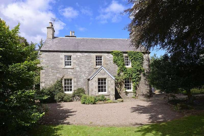 5 Bedrooms Detached House for sale in Carlenrig Farm House, Teviothead, Hawick, Teviothead TD9 0LH