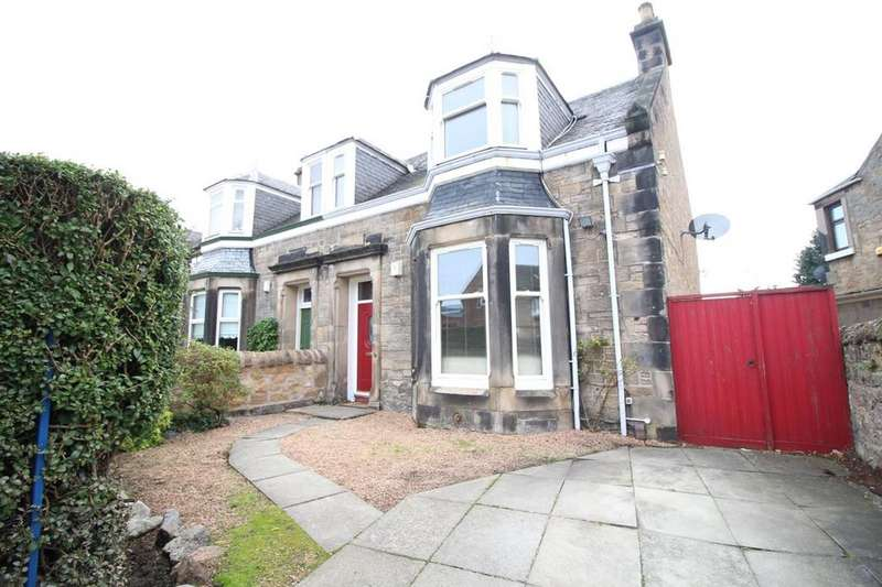 4 Bedrooms Semi Detached House for sale in Balsusney Road, KIRKCALDY, KY2