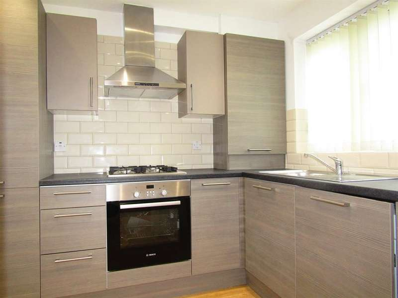 2 Bedrooms Maisonette Flat for sale in Grasmere Parade, Wexham Road, Slough, SL2 5HZ
