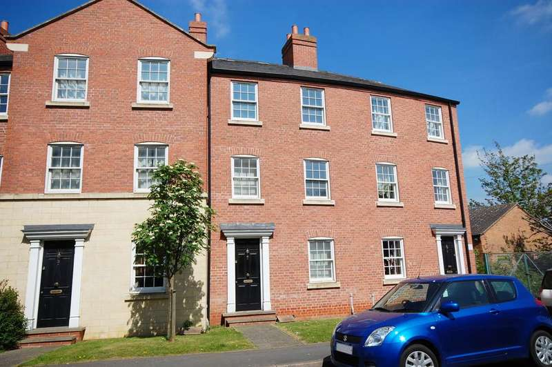 4 Bedrooms Town House for sale in 5 The Old Dairy Yard, Louth, LN11 7BS