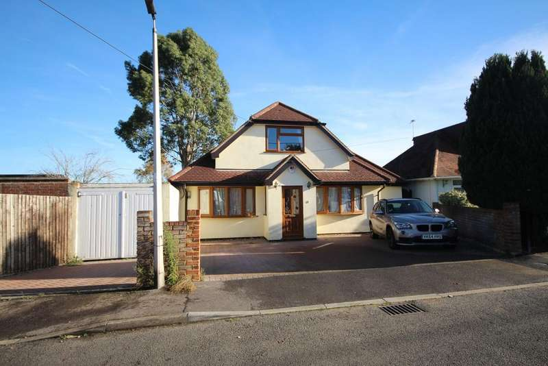 4 Bedrooms Detached House for sale in Breadcroft Road, Maidenhead