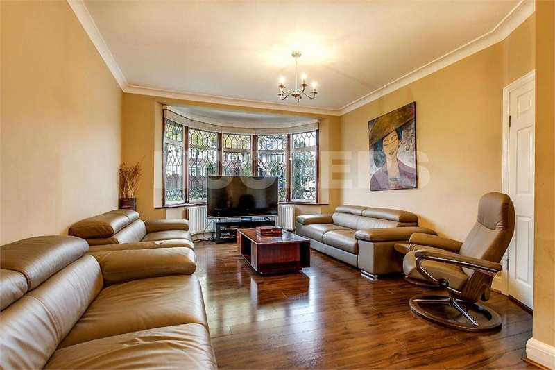 5 Bedrooms Semi Detached House for sale in Dollis Hill Lane, London