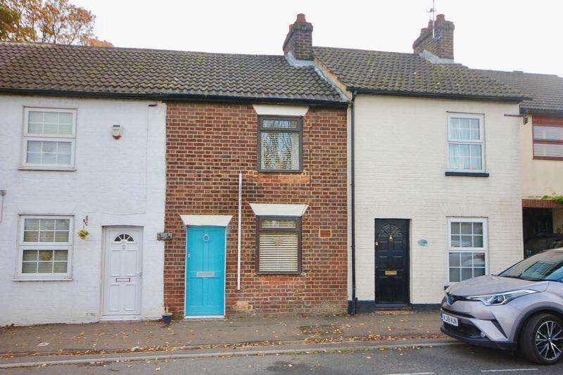 2 Bedrooms Terraced House for sale in Excellent Value Village Home, Slip End