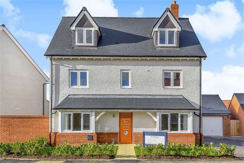 4 Bedrooms Detached House for sale in Tadpole Rise, Swindon, Wiltshire