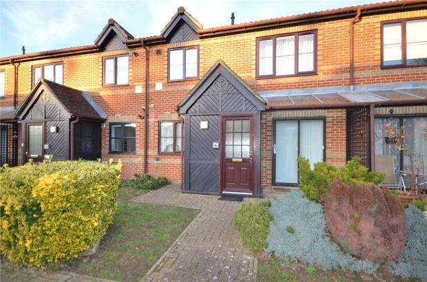 2 Bedrooms Retirement Property for sale in Copenhagen Walk, Crowthorne, Berkshire