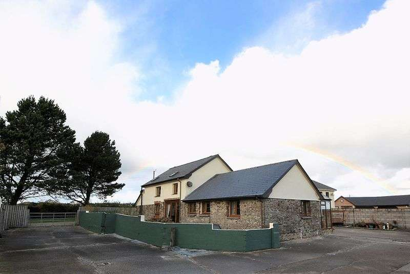 3 Bedrooms Property for sale in Buckland Brewer, Bideford