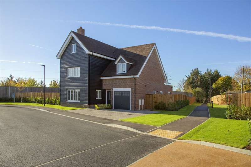 5 Bedrooms Detached House for sale in The Palomino At The Ridings, Aldenham, Watford, Hertfordshire, WD25