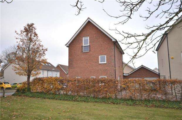 5 Bedrooms Detached House for sale in Vulcan Drive, Bracknell, Berkshire