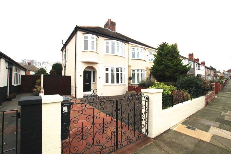 3 Bedrooms Semi Detached House for sale in Derwent Drive, Liverpool, L21
