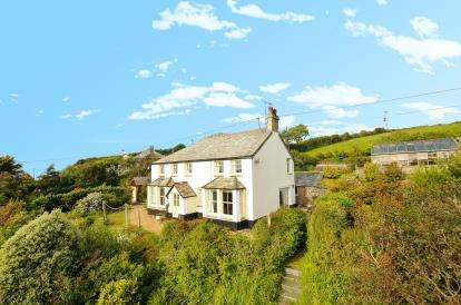 4 Bedrooms Detached House for sale in Tintagel, Cornwall, England