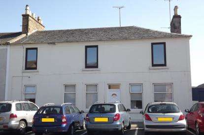 3 Bedrooms Flat for sale in Templehill, Troon