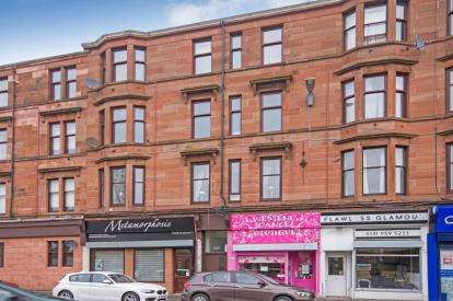 2 Bedrooms Flat for sale in Dumbarton Road, Whiteinch
