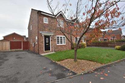 3 Bedrooms Semi Detached House for sale in Brotherston Drive, Fernhurst Farm, Blackburn, Lancashire