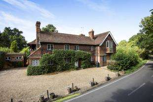 6 Bedrooms Detached House for sale in Meath Green Lane, Horley, Surrey
