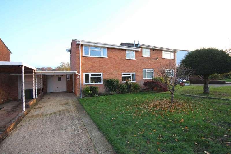 3 Bedrooms Semi Detached House for sale in Ambassador, Bracknell