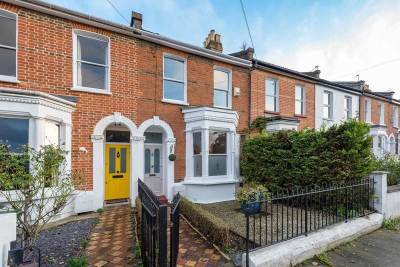 3 Bedrooms House for sale in Bicknell Road, Camberwell