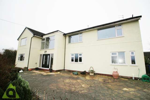 5 Bedrooms Detached House for sale in Grassendale, Green Lane, Preesall