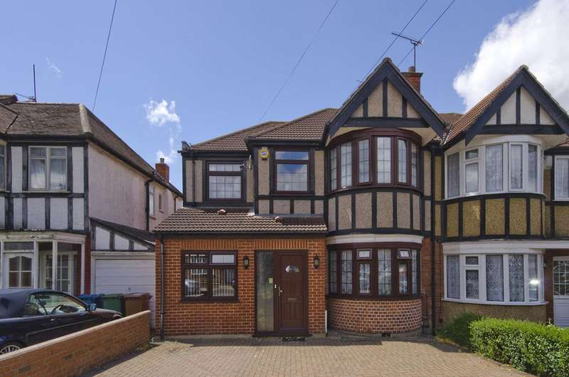 6 Bedrooms Semi Detached House for sale in Tithe Farm Avenue, South Harrow, HA2