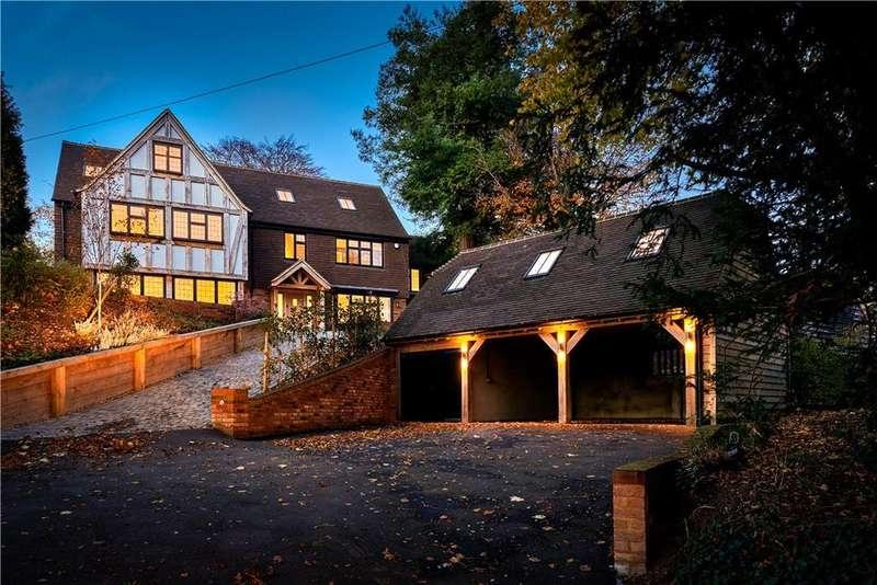 6 Bedrooms Detached House for sale in Guildown Road, Guildford, Surrey, GU2