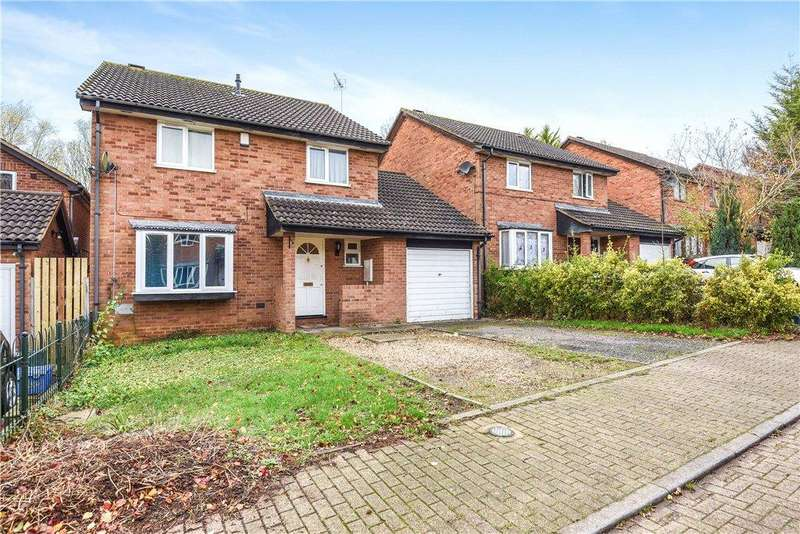 4 Bedrooms Detached House for sale in Padstow Avenue, Milton Keynes