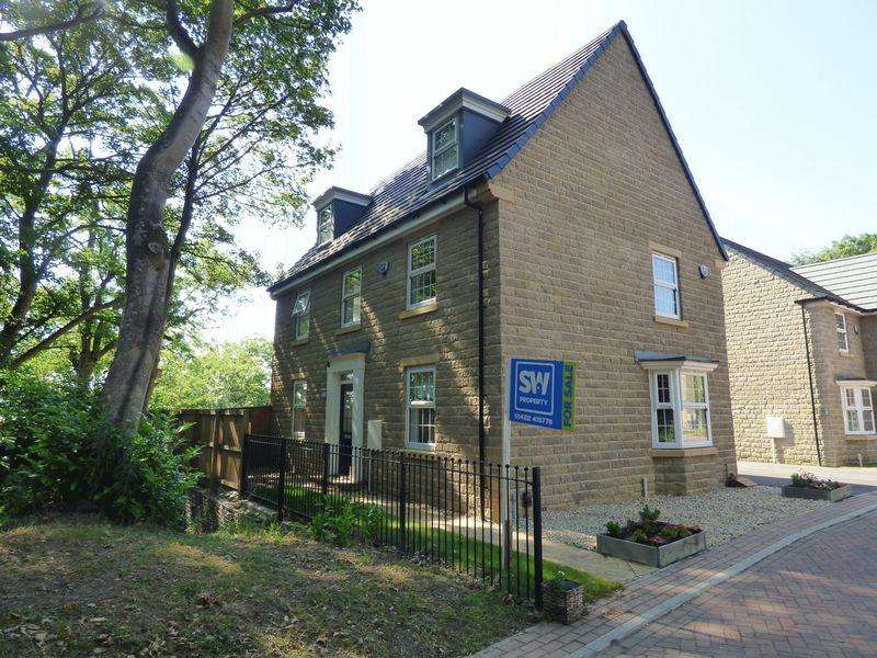 5 Bedrooms Detached House for sale in Bluebell Drive, Bradford