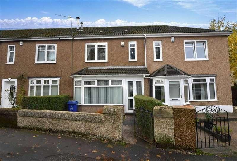 3 Bedrooms Terraced House for sale in Craigielea Road, Renfrew
