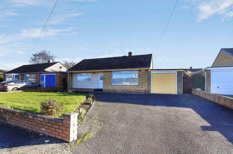 2 Bedrooms Detached Bungalow for sale in Mytton Park, Denbigh