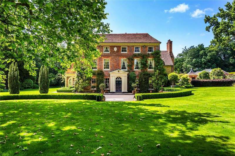 7 Bedrooms Unique Property for sale in Glebe House, Petworth Road, Chiddingfold, Surrey, GU8