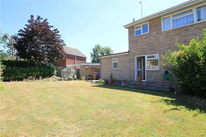 3 Bedrooms Semi Detached House for sale in Prince Andrew Way, Ascot, Berkshire, SL5