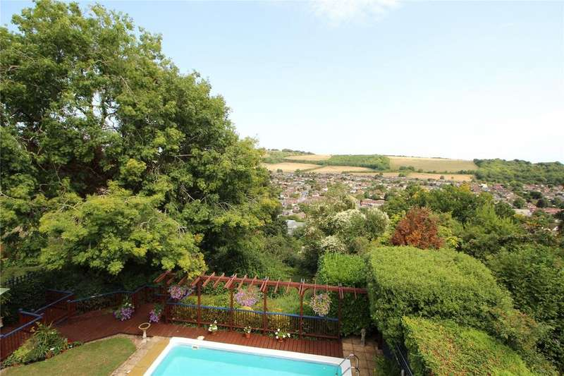 4 Bedrooms Detached House for sale in Mill Lane, High Salvington, Worthing, West Sussex, BN13