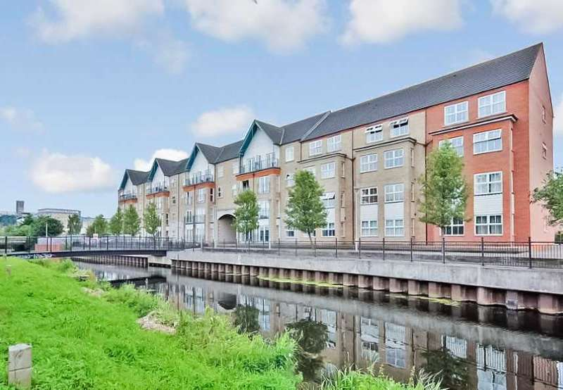 2 Bedrooms Apartment Flat for sale in Riverside Drive, Lincoln