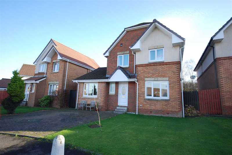 4 Bedrooms Detached House for sale in Woodgreen Wynd, Kilwinning