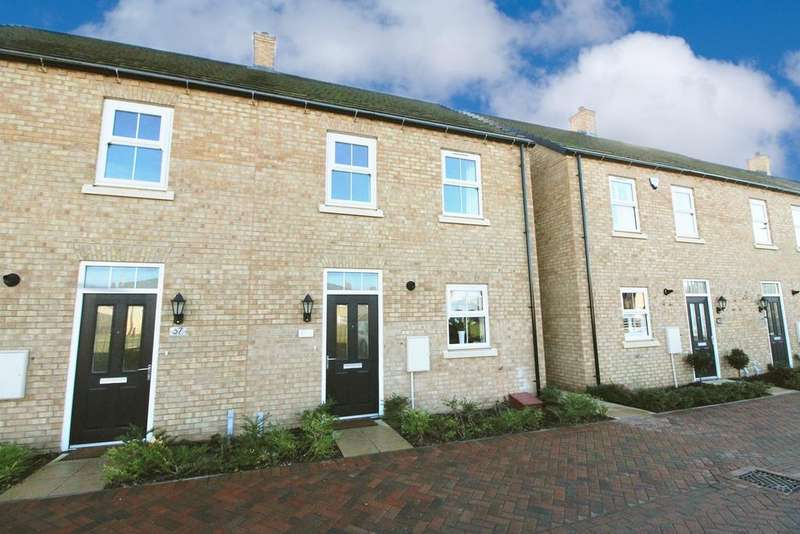 2 Bedrooms Semi Detached House for sale in Collings Crescent, Biggleswade, SG18